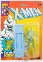 X-Men - Iceman (clear blue version) - Tyco