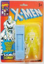 X-Men - Iceman (clear white version) - Tyco