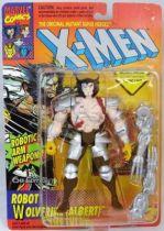 X-Men - Robot Wolverine Albert 6th Edition