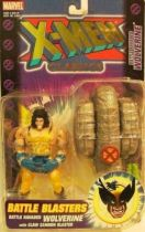 X-Men 2000\'s - Wolverine (Battle Ravaged)