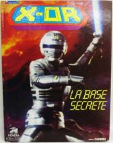 X-Or - \'\'La Base Secrète\'\' - Editions Carrère Héméra