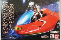 X-OR - Bandai S.H.Figuarts - Gavan & Saibarian Roller Sky
