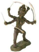 X-Plus 12 inches vinyl figure Kali The golden voyage of Sinbad