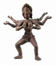 X-Plus 8 inches vinyl figure Kali The golden voyage of Sinbad
