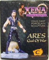 Xena Warrior Princess - Cold Cast Porcelain Statue - Ares - by Creative License
