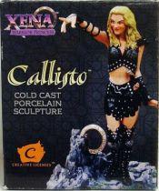 Xena Warrior Princess - Cold Cast Porcelain Statue - Callisto - by Creative License