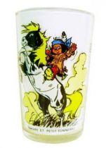 Yakari - Amora Mustard Glass - Yakari & Little Thunder