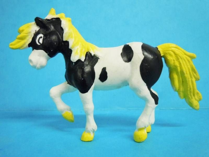 Yakari - Schleich 1984 - Little Thunder (2nd version)