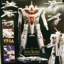 Yamato - Macross \'\'Do you remember love\'\' - Rick Hunter\'s VF-1A