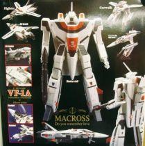 Yamato - Macross \'\'Do you remember love\'\' - Rick Hunter\'s VF-1A