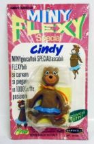 Yogi Bear - Mini-Flexy (FAB / Baravelli) 1969 - Cindy Bear