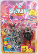 Yoroiden Samurai Troopers - Bandai Playmates - Cale Warlord of Corruption