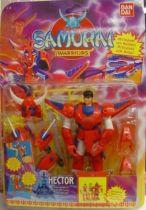 Yoroiden Samurai Troopers - Bandai Playmates - Ryo of the Wildfire