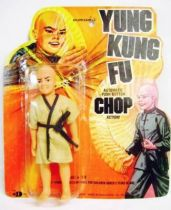 Yung Kung Fu  - 7\'\' Action Figure with Chop Action - Durham Industries 1979