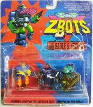 Zbots Micro Machines - Jabb, Axefaktr, Valr - Galoob Famosa