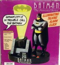 Zeon - Batman Illuminating Talking Alarm Clock
