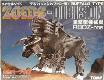 Zoids - Dibison - mint in box