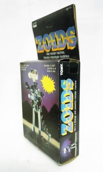 Zoids (OER) - TyrannaZoïd - Mint in Box (Tomy Canada)