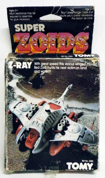 Zoids (OER) - Z-Ray - Loose in Box