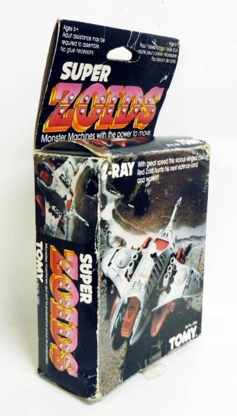 Zoids (OER) - Z-Ray - Loose in Box