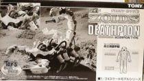 Zoids 1/24 - Deathpion (Scorpion type) - mint in box