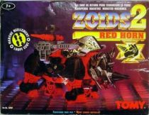 Zoids 2 - Red Horn - mint in box