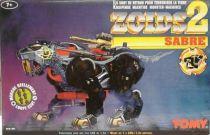 Zoids 2 - Sabre - mint in box