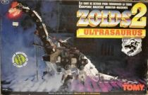 Zoids 2 - Ultrasaurus - mint in box