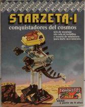 Zoids Feber - Starzeta-1- Mint in box