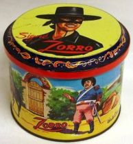 Zorro - Brochet candy tin box