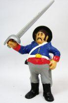 Zorro - Bully Pvc Figure - Sargeant Garcia
