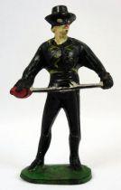 Zorro  - Figurine JIM - Piéton debout épée en mains