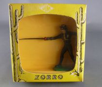 Zorro - JIM figure - Standing with sword & gun (mint in box)