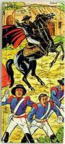 Zorro - Suchard jigsaw puzzle n°2