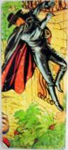 Zorro - Suchard jigsaw puzzle n°4