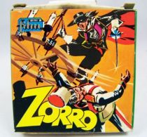 Zorro - Super 8 Color Movie (Mini-Film) - Zoro and the last bullet (ref. ZH58)