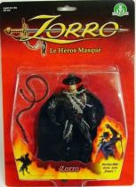 Zorro (with whip) - Playmates-Giochi Preziosi action figure