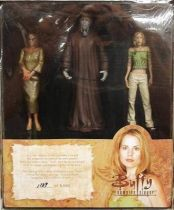 \'\'Book of Vengeance\'\' gift set (Anyanka, D\'Hoffryn, Anya Jenkins) - Diamond action figures (mint in box)