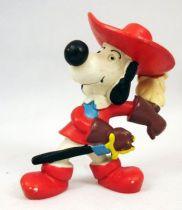 Les 3 Mousquetaires - Figurine Pvc Disvenda - D'Artagnan