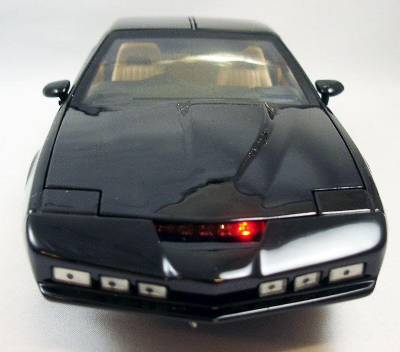 K2000 (K.I.T.T.) 1:18 Scale Car (loose