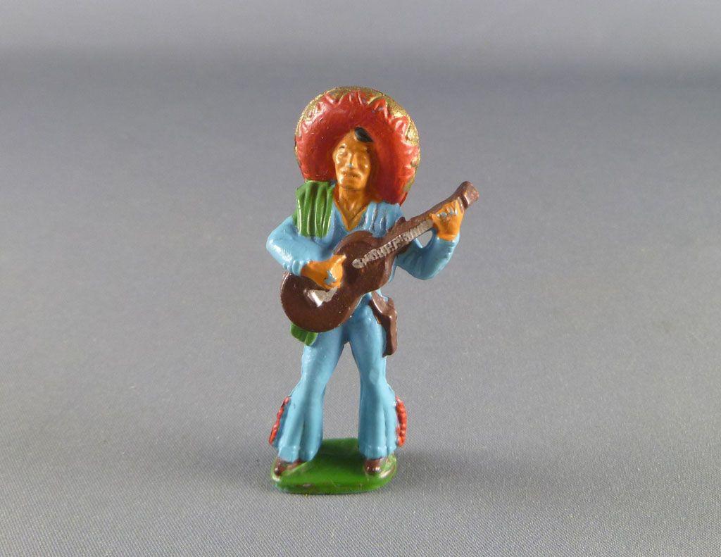 starlux___mexicains___serie_54___pieton_mandoline_bleu___echarpe_verte_ref_245_1