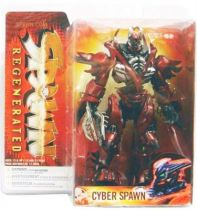 McFarlane's Spawn - Serie 28 (Regenerated) - Cyber Spawn 2