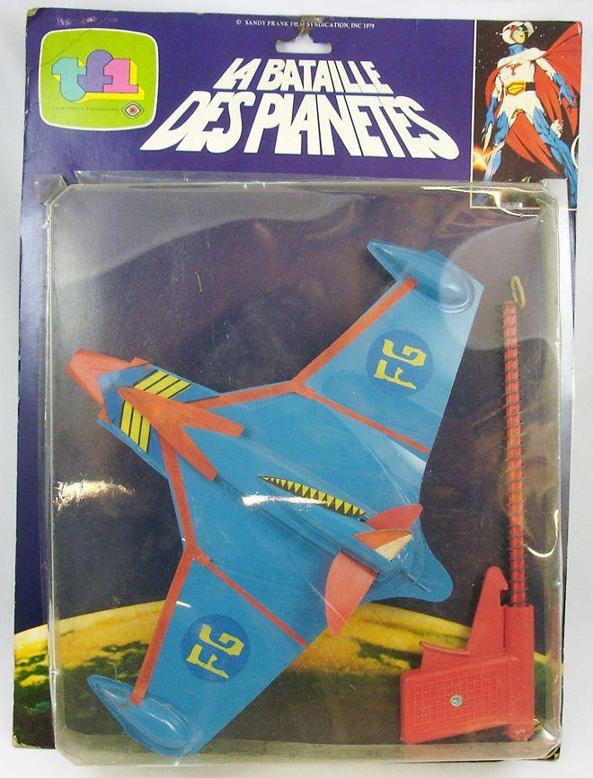 La Bataille Des Planètes (gatchaman) - Avion Planeur Avec Lanceur Le Phénix