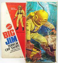 Big Jim Série Aventure - Terreur à Tahiti (ref.7365) neuf en boite