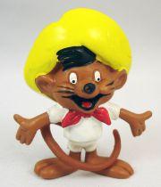 Looney Tunes - Figurine PVC Schleich 1982 - Speedy Gonzales