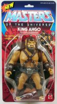 Masters of the Universe - Ahgo (carte USA) - Barbarossa Art