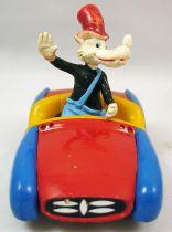 Mickey et ses amis - Véhicule Die-cast Polistil - Grand Méchant Loup (occasion)
