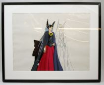 Saint Seiya - Celluloïde original Toei Animation - Hilda de Polaris