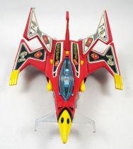 La Bataille des Planètes (Gatchaman) - Popy Ceji Arbois - Eagle Sharp/Aigle Rusé l'avion de Marc (loose avec boite)