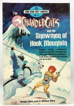 Thundercats (Cosmocats) - Find Your Fate Fantasy (RH#4) - Thundercats and the Snowmen of Hook Mountain - Random House 1985